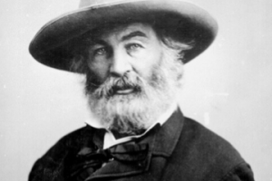 Walt Whitman - the original hipster?
