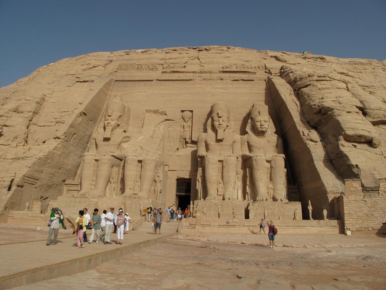 Abu Simbel (Ancient Egypt Temple)