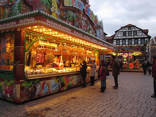 Schmalkalden Weinachtsmarkt (Christmas Market)