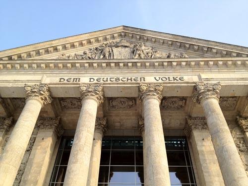 German Reichstag