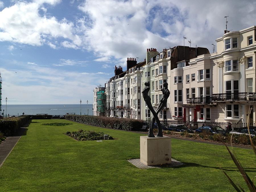 Brighton AIDS memorial