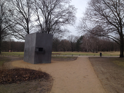 Gay Holocaust Memorial in Berlin