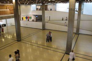 Inside the Tel Aviv Museum of Art