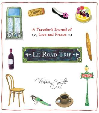 Art of Travel - Le Road Trip