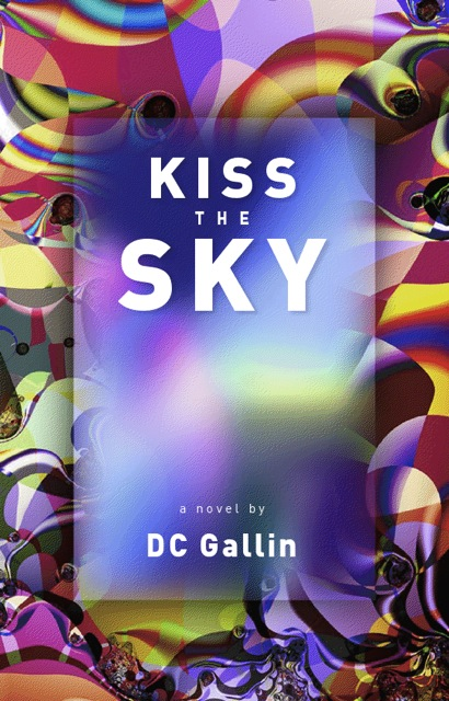Kiss the Sky ebook cover