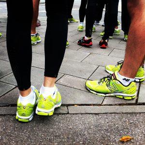 Running shoes - Munich
