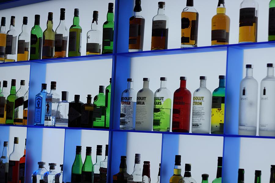 Sheraton bar