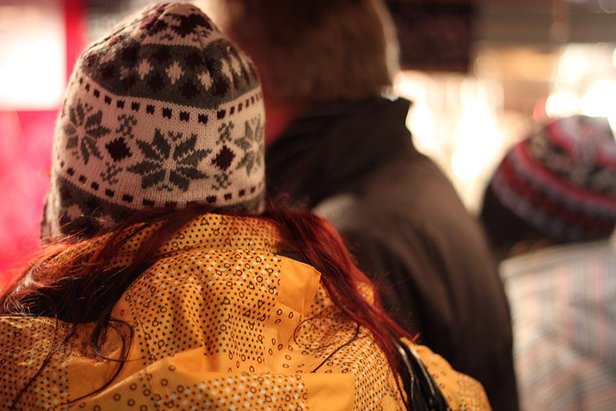 Christmas market in Berlin