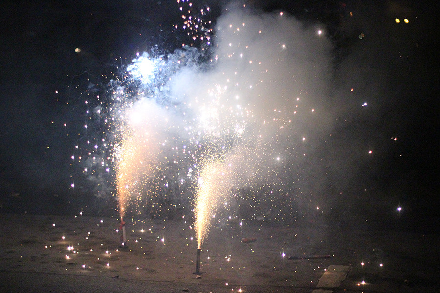 Fireworks Berlin
