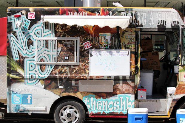 nosh box food truck