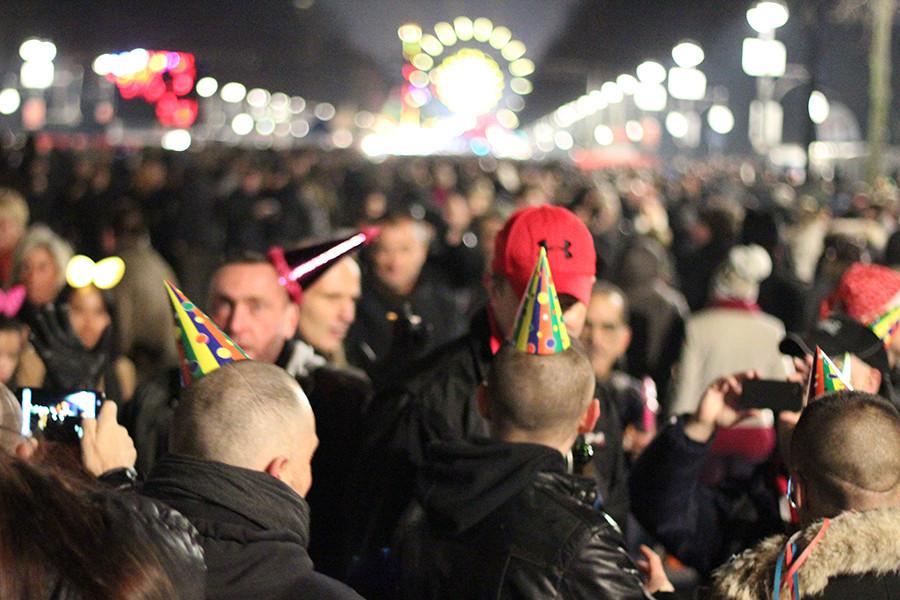 NYE Berlin 2013