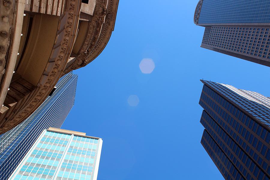 Architecture in Dallas