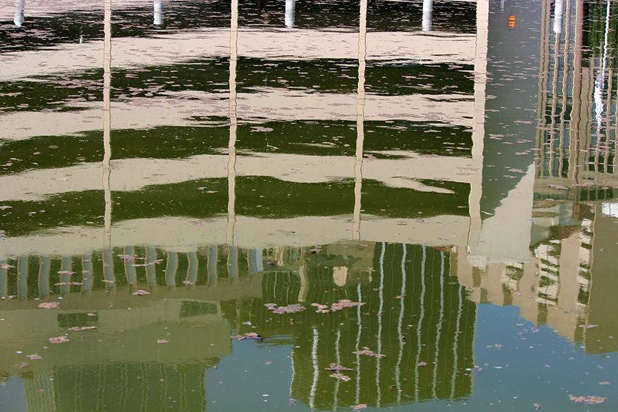 Dallas reflecting pool