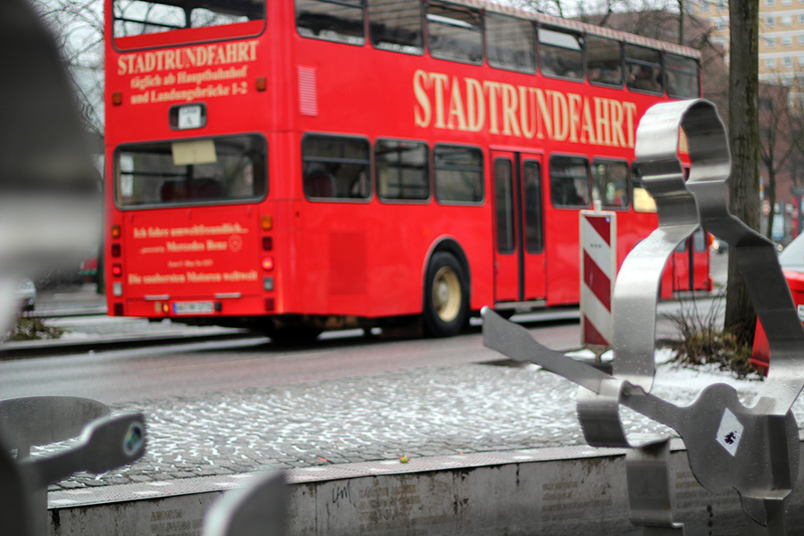 bus tour Hamburg
