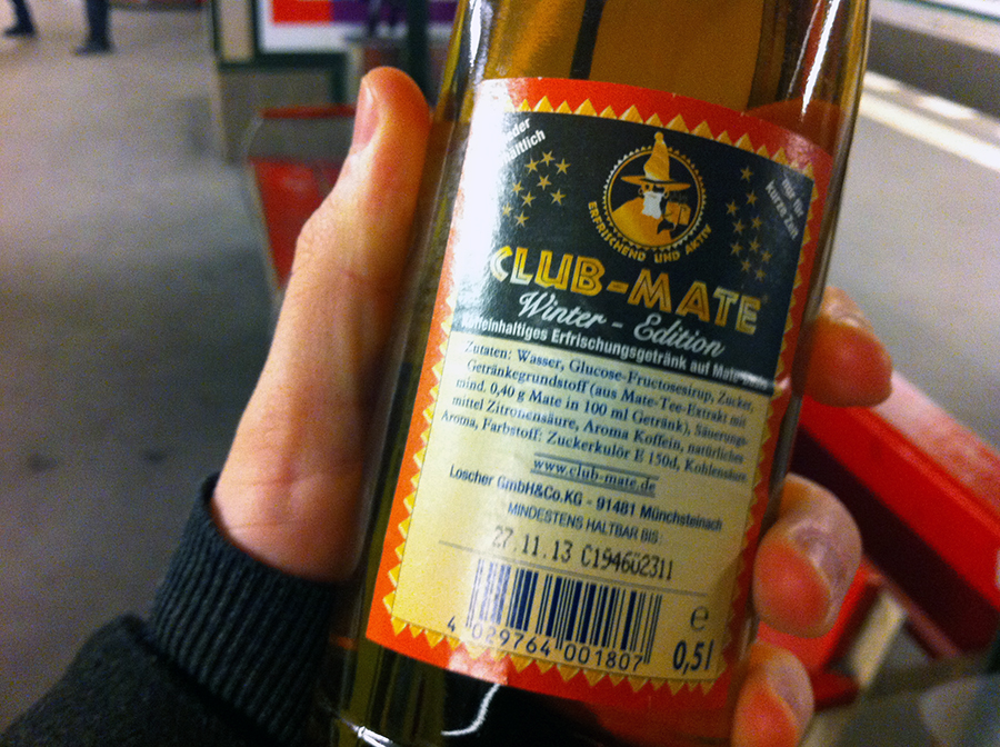 Club Mate (winter edition)