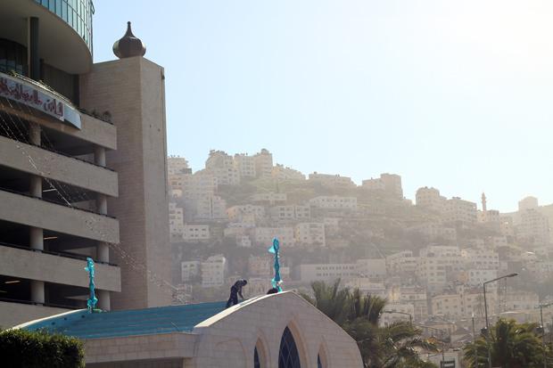 day trip to nablus