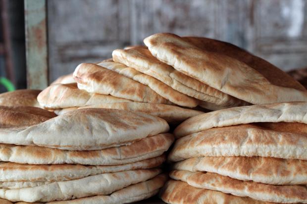 pita bread (nablus)