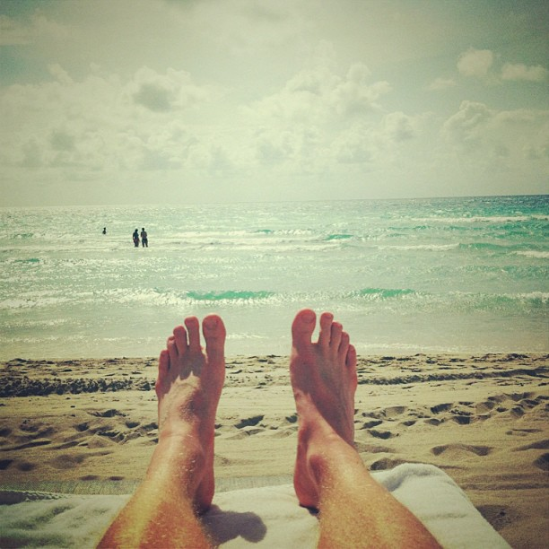 Fontainebleau Beach, Miami