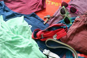 summer colour fashion