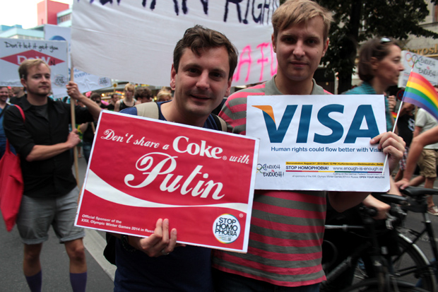 coke olympics boycott