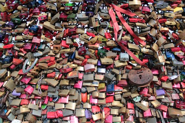 Love Locks in Cologne