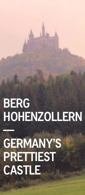 Burg Hohenzollern Castle