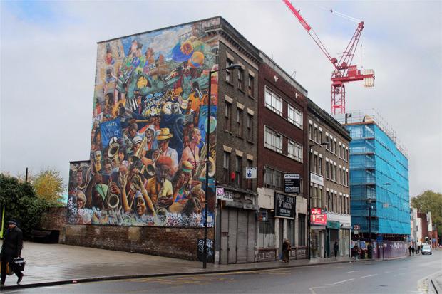 Dalston Street Art