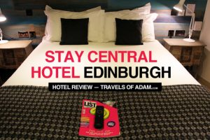 Stay Central Hotel - Edinburgh