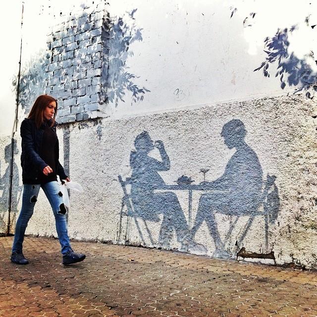 Graffiti in Seville