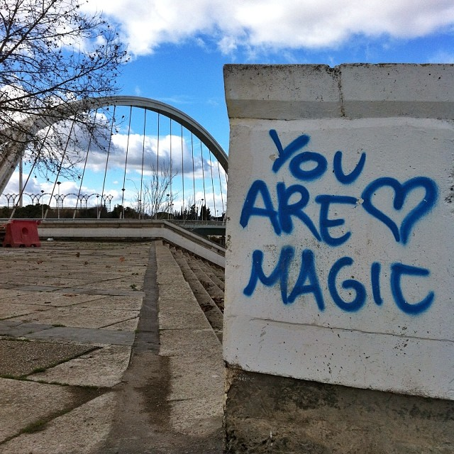 Seville: You Are Magic <3