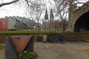 Gay Holocaust Cologne Memorial