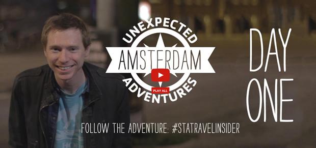 Unexpected Adventures in Amsterdam
