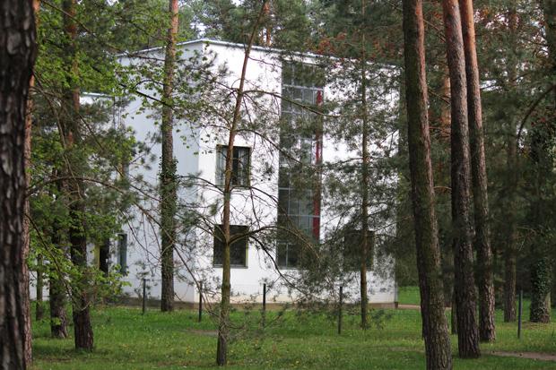 Bauhaus Dessau - Masters' Houses