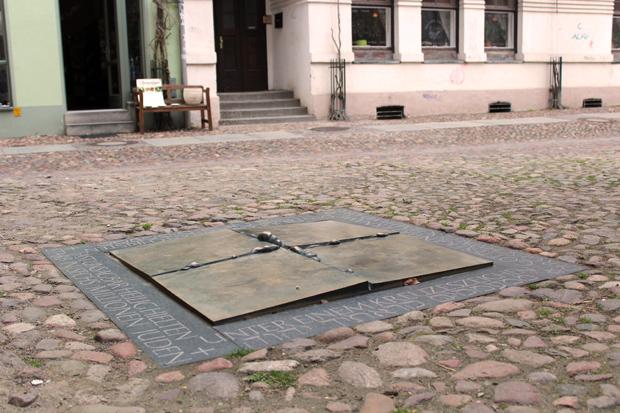 Holocaust Memorial - Wittenberg, Germany