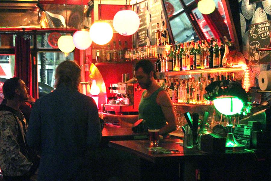 Hipster Bar, Barcelona Raval