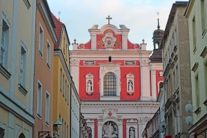 Poznan, Poland - colorful city