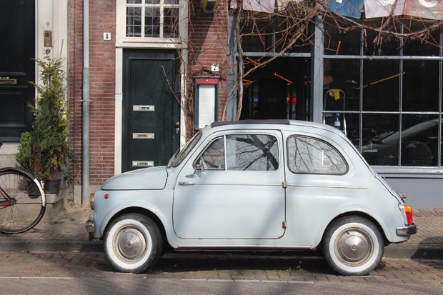 Amsterdam Jordaan Neighborhood