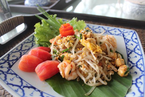 Pad Thai - Chiang Mai Cooking Class
