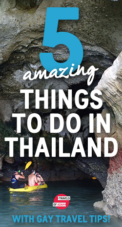 5 amazing things to do in Thailand - from sea kayaking to nightlife