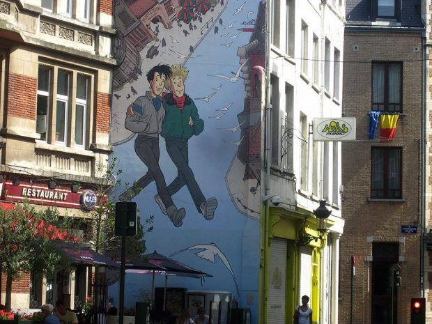 Hipster Guide to Brussels - Travels of Adam - https://travelsofadam.com/city-guides/brussels/