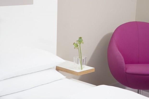 le corbusier design hotel