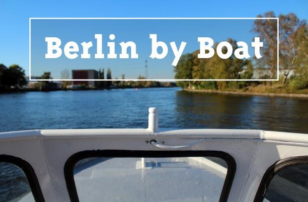 Berlin by boat