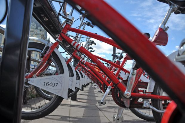 Bike Rentals in Barcelona