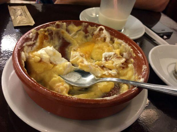 catalan creme