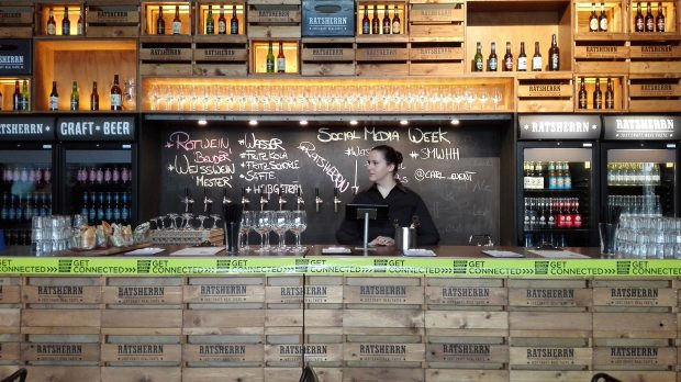 Craft Beer Hamburg brewery