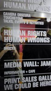 Human Rights Human Wrongs exhibition