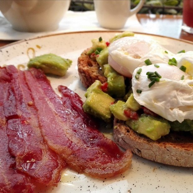 Brunch in London - Muriel's Kitchen