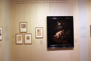 Rembrandt House exhibition