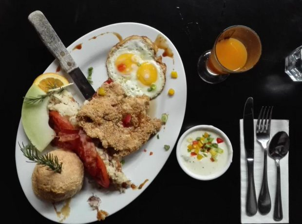 chicago breakfast chicken fried steak