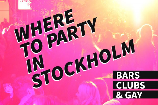 Stockholm Bars, Clubs & Gay Nightlife - Where to Party